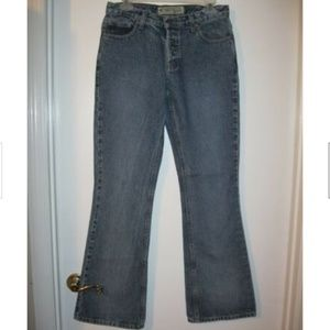American Eagle Blue Jeans Size 4 Long